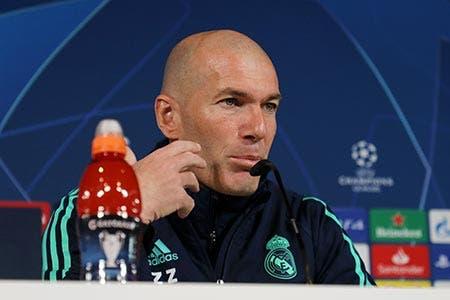 زيدان يجهل سر تراجع ريال مدريد