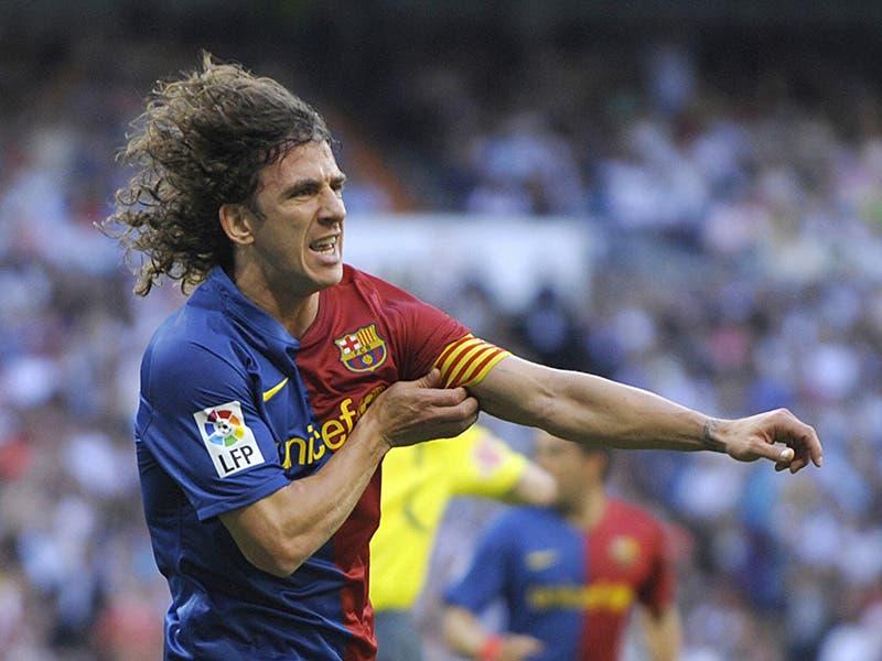 بويول: أتمنى فوز برشلونة بالكلاسيكو