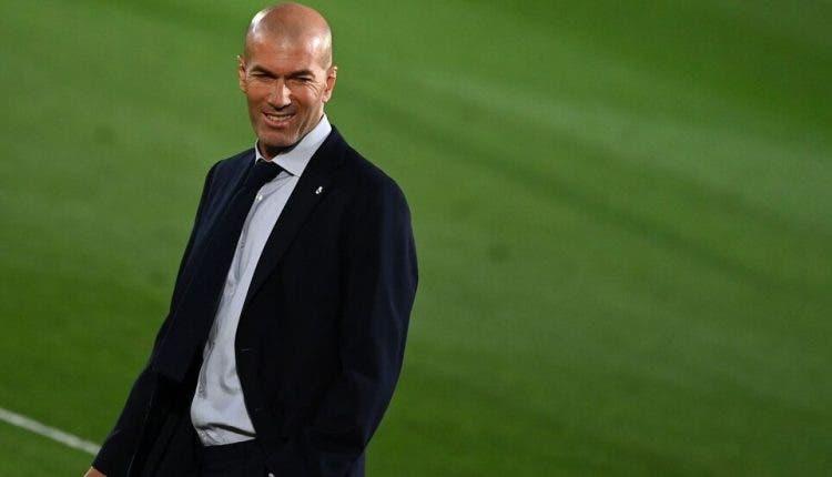 زيدان يدخل تاريخ ريال مدريد برقم جديد