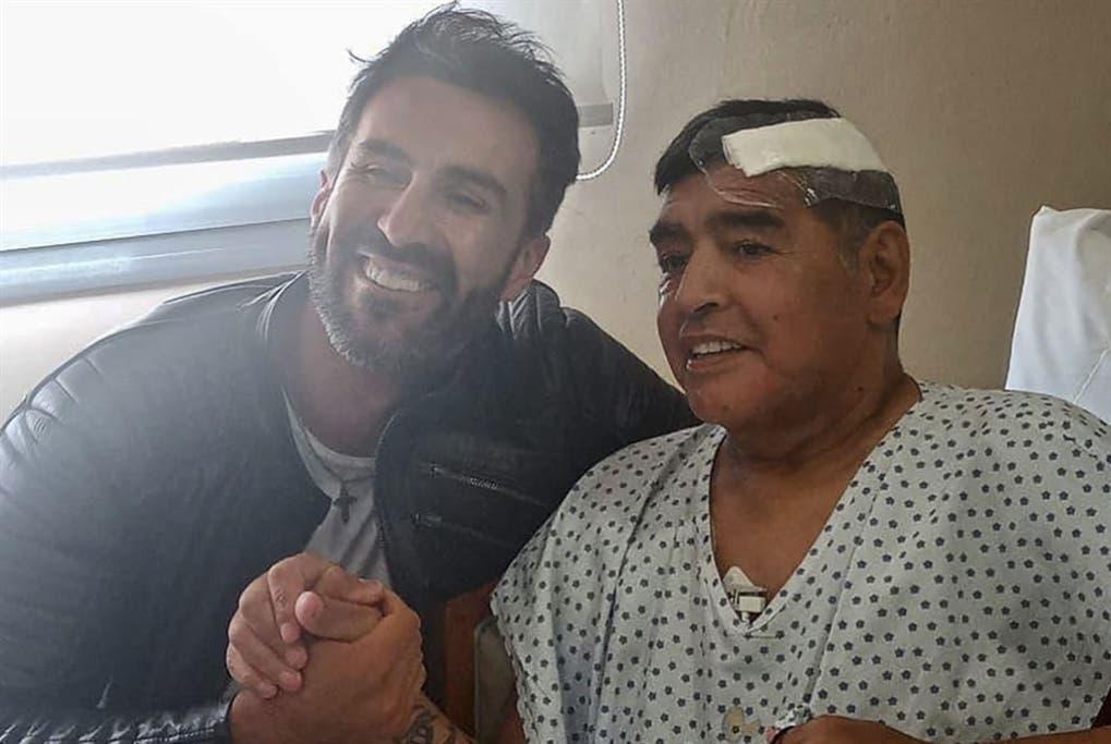 شبهات حول طبيب مارادونا بتهمة القتل غير المتعمد