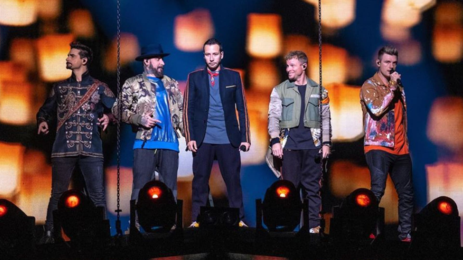 Backstreet Boys to Perform in Saudi Arabia on The 27th of June