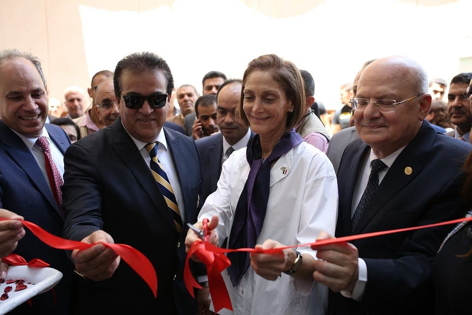 AUC and USAID Celebrate the Inauguration of Three University Centers for Career Development at Zagazig University