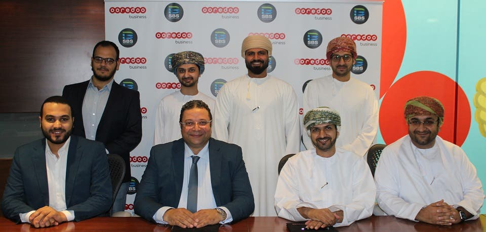 Ooredoo Partners With Synchronized Business Solutions