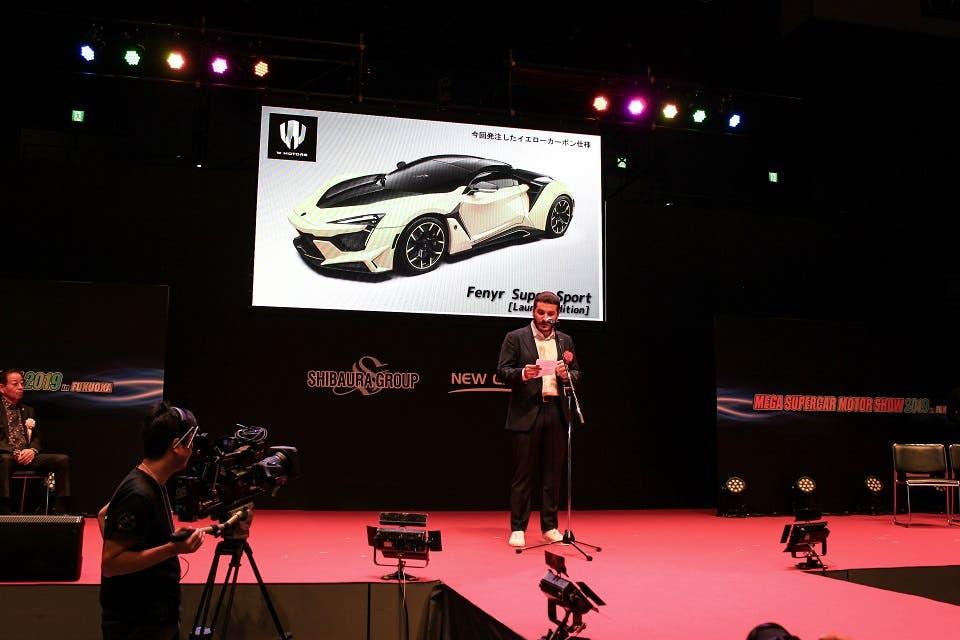 Japanese Businessman Buys Last Five W Motors Fenyr Supersport Launch Editions