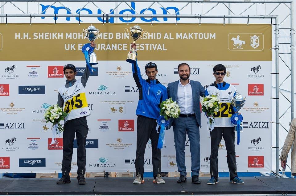 Azizi Developments Sponsors H.H. Sheikh Mohammed Bin Rashid al Maktoum Uk Endurance Festival