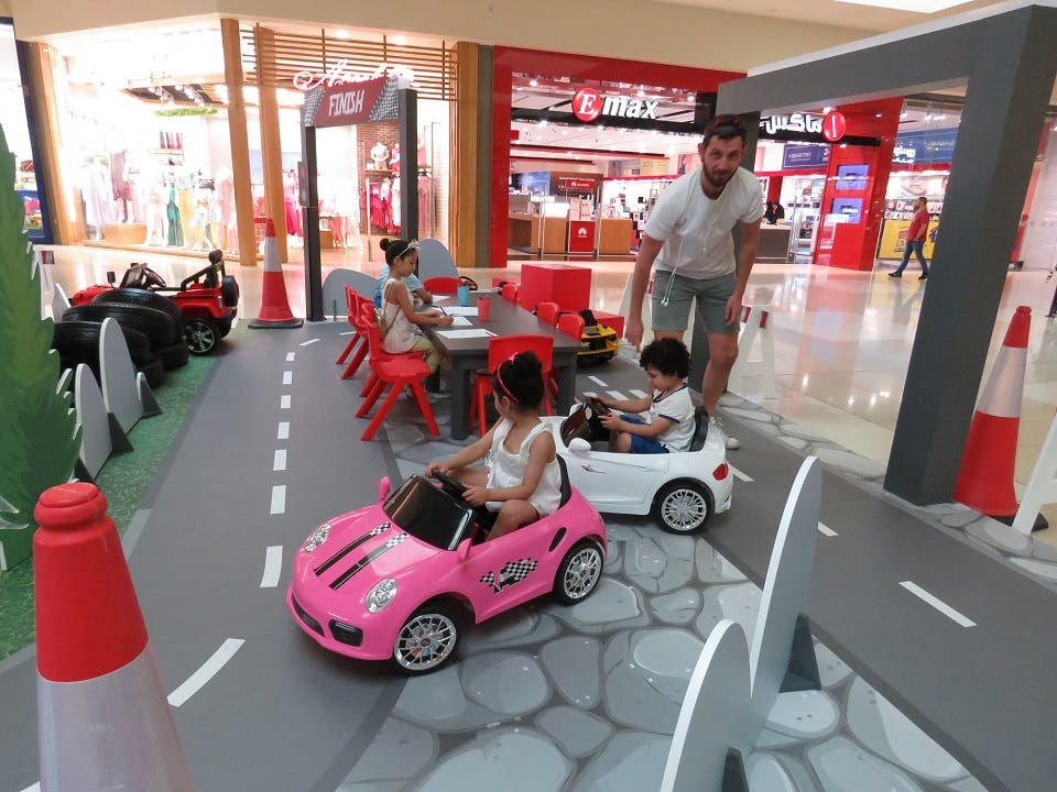 City Centre Fujairah's Popular Driving Academy for Kids in Collaboration With Fujairah Police Is Back This Summer