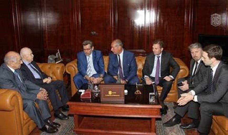 أبوغزاله توقع مذكرة تفاهم مع الأكاديمية الروسية للملكية الفكرية