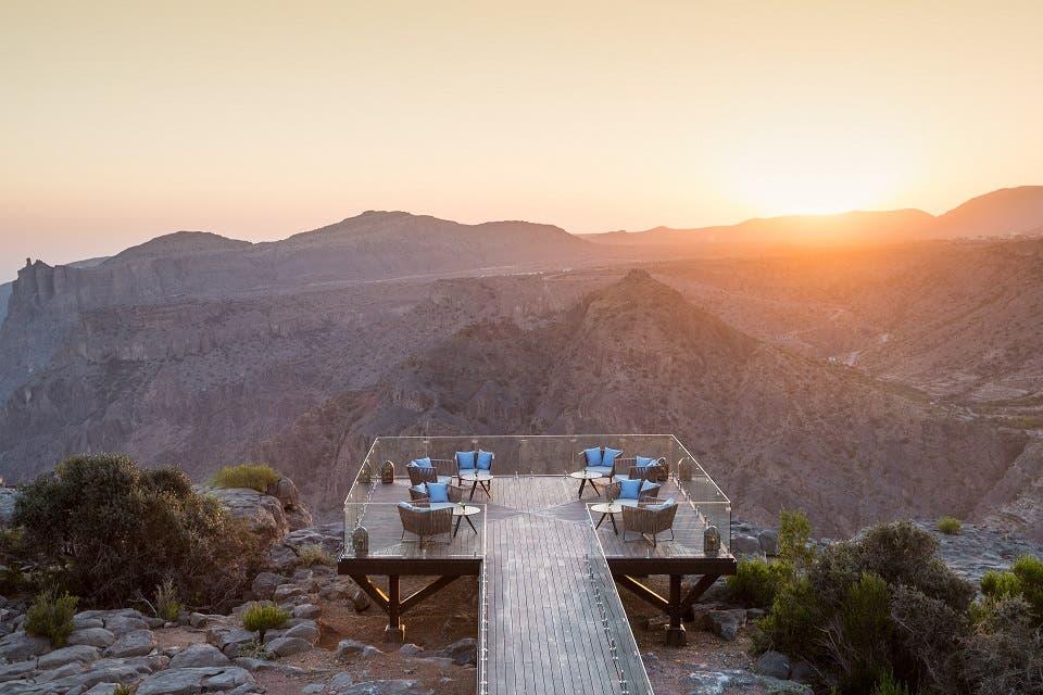 Anantara Al Jabal Al Akhdar Resort Invites Guests to an Unforgettable Dining Experience With Royal Wedding Chef Nikolaos Koulousias