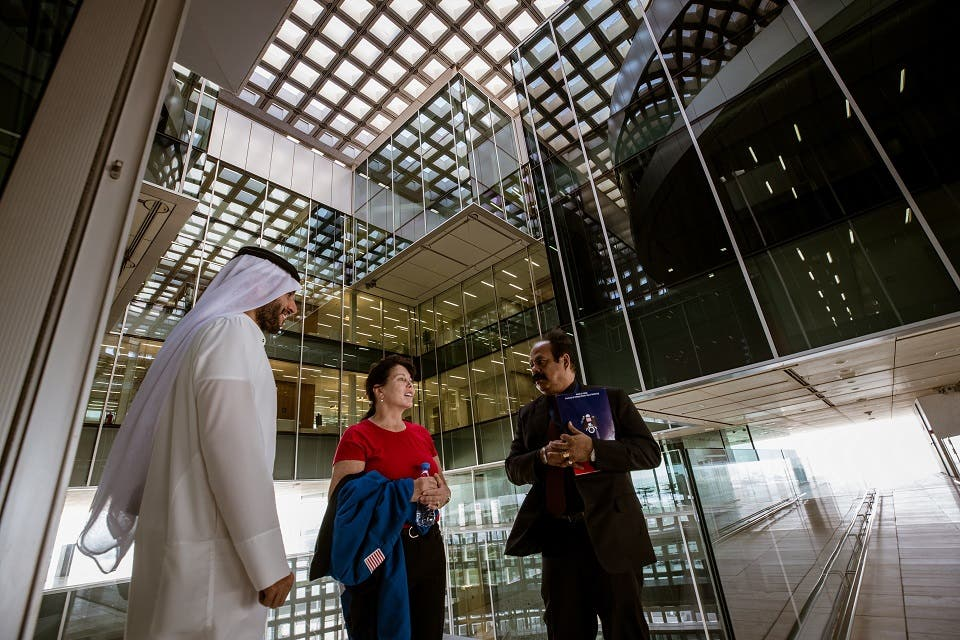 Ex-Astronaut During QF Visit: Travesty If Qatar Is Not Part of Global Innovation Race