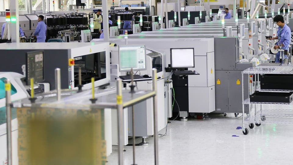 Ericsson Automated Smart Factory Operational in China
