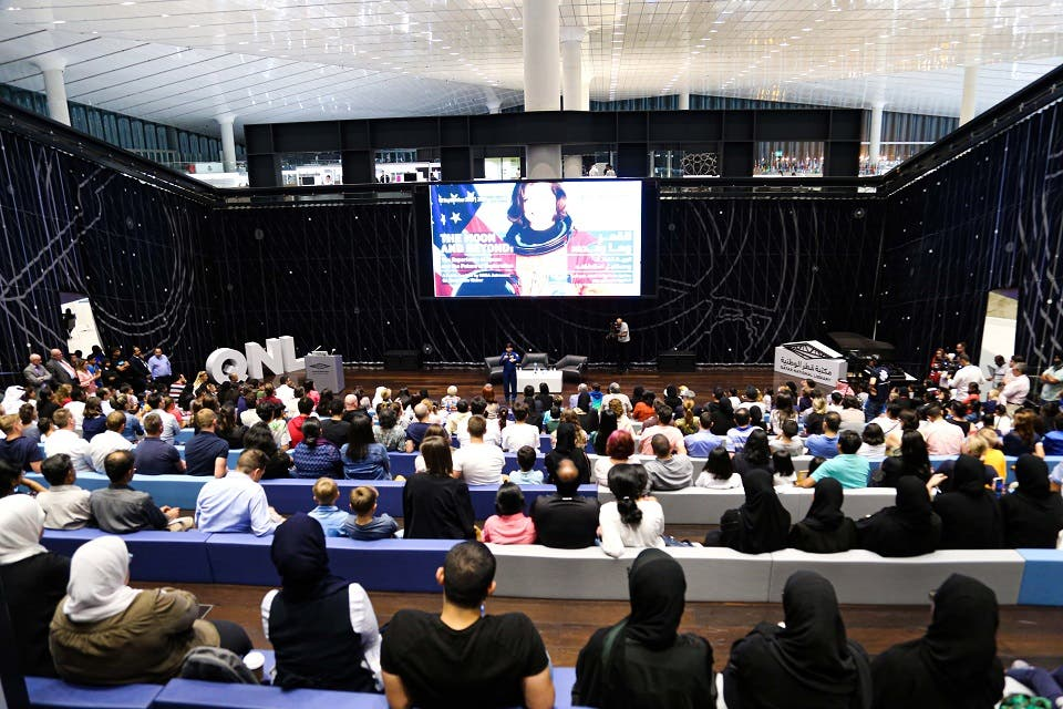 Nasa Astronaut Shares Experiences in Space Exploration at Qatar National Library