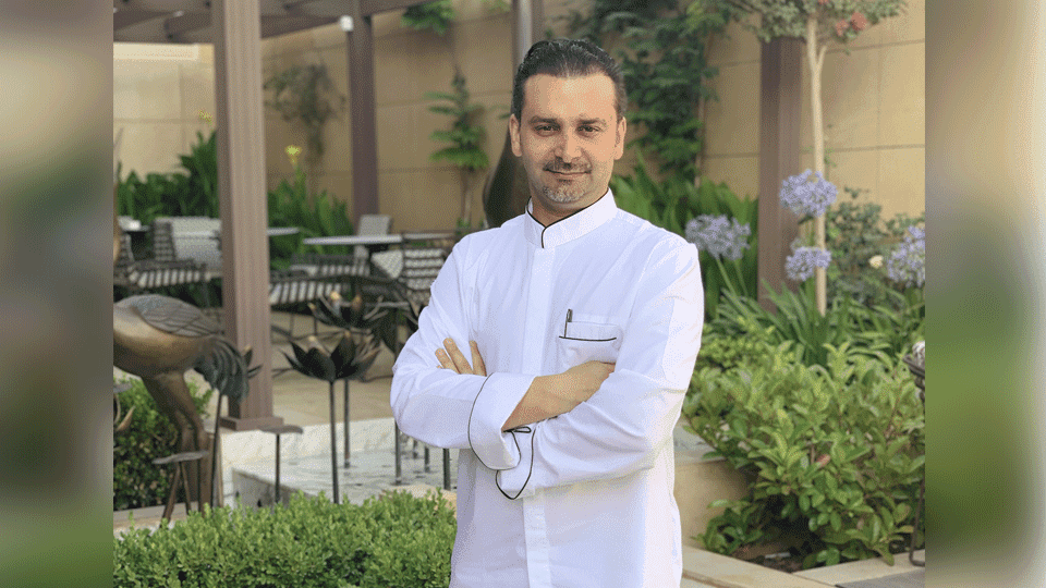 Chef Toufic Ismail Joins Fairmont Amman as an Executive Pastry Chef