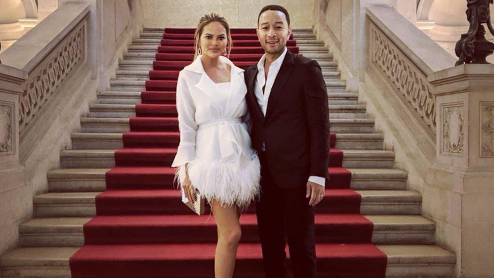 Is Chrissy Teigen Unhappy With John Legend's Anniversary