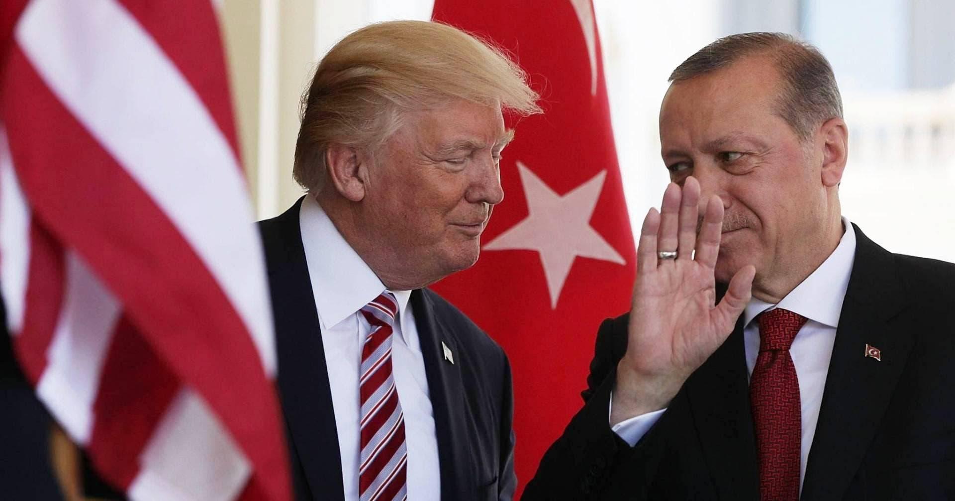 """ترامب ينقلب على اهدافه.. طلب من أردوغان """"وضع حد لغزو سوريا"""""""