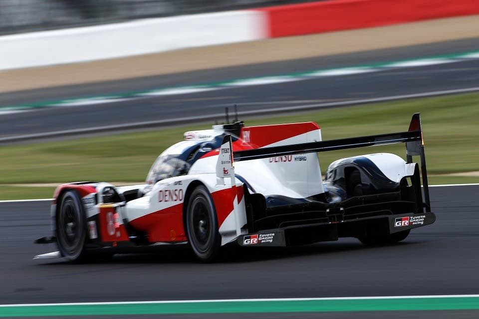 Toyota Gazoo Racing Kicks-Off Season With One-Two Victory at '4 Hours of Silverstone'
