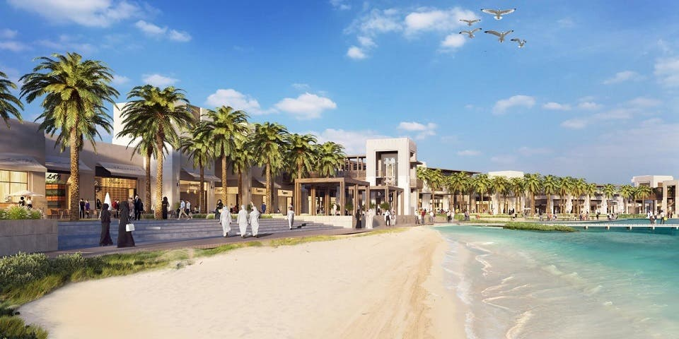 Eagle Hills Signs up MGM for the Main Works of Kalba Waterfront in Sharjah