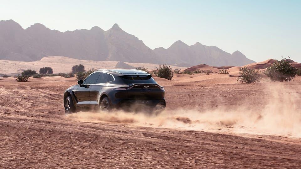 Aston Martin Returns to Bahrain