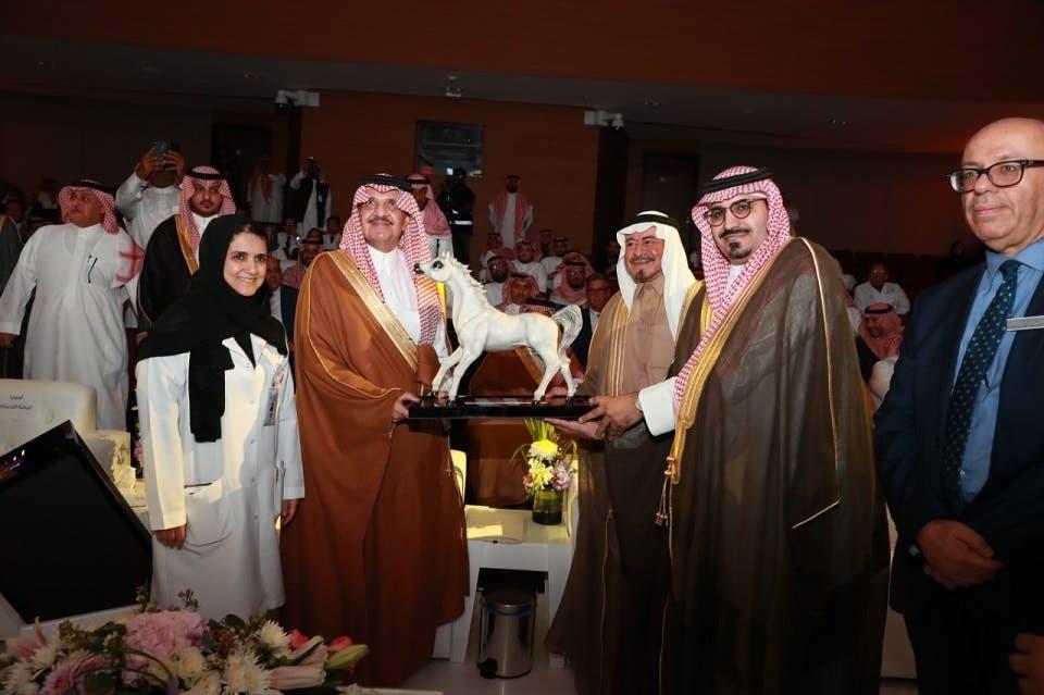 صاحب السمو الملكي الأمير سعود بن نايف بن عبد العزيز آل سعود، أمير المنطقة الشرقية يفتتح المستشفى السعودي الألماني في مدينة الدمام