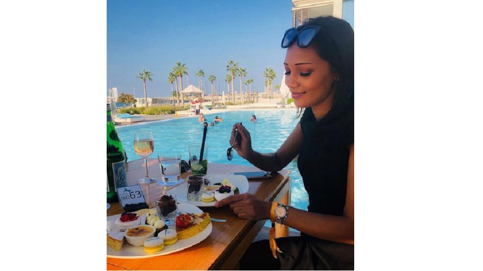 Ladies Breakfast at Nikki Beach Resort and Spa