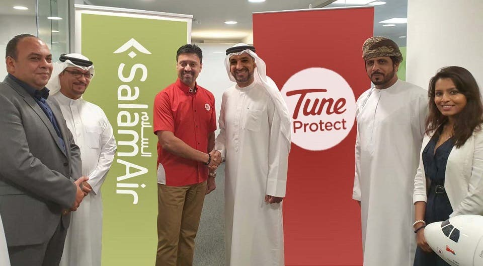 SalamAir Announces Tie-Up With Tune Protect for Travel Insurance