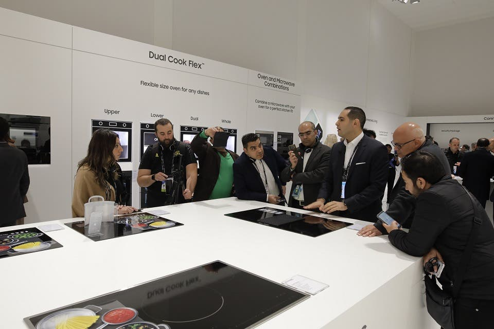 TVs, Phones, and a Lot More: Samsung Showcases What's in Store for the Region at the MENA Forum 2020