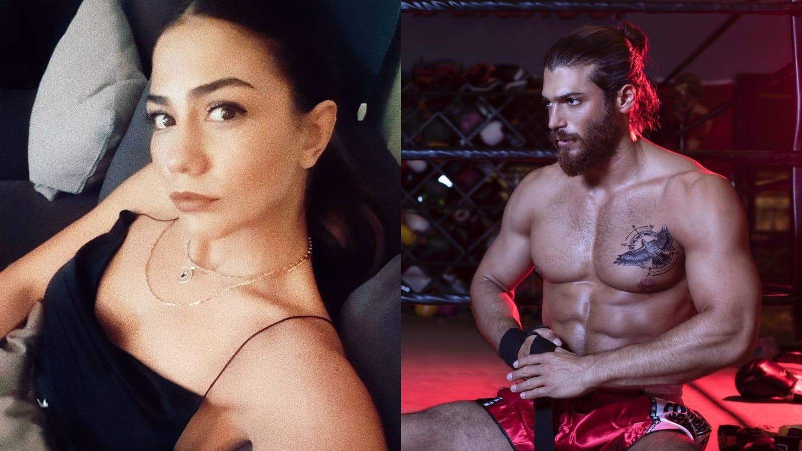 I Have Sex A Lot Can Yaman Expresses His Intimate Desire To Demet Ozdemir Again Al Bawaba