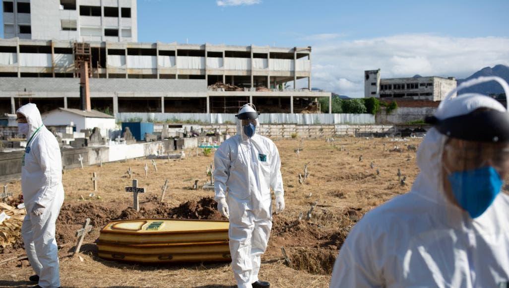 الصحة البرازيلية تدعو للتعاون مع عصابات المخدرات لمكافحة كورونا