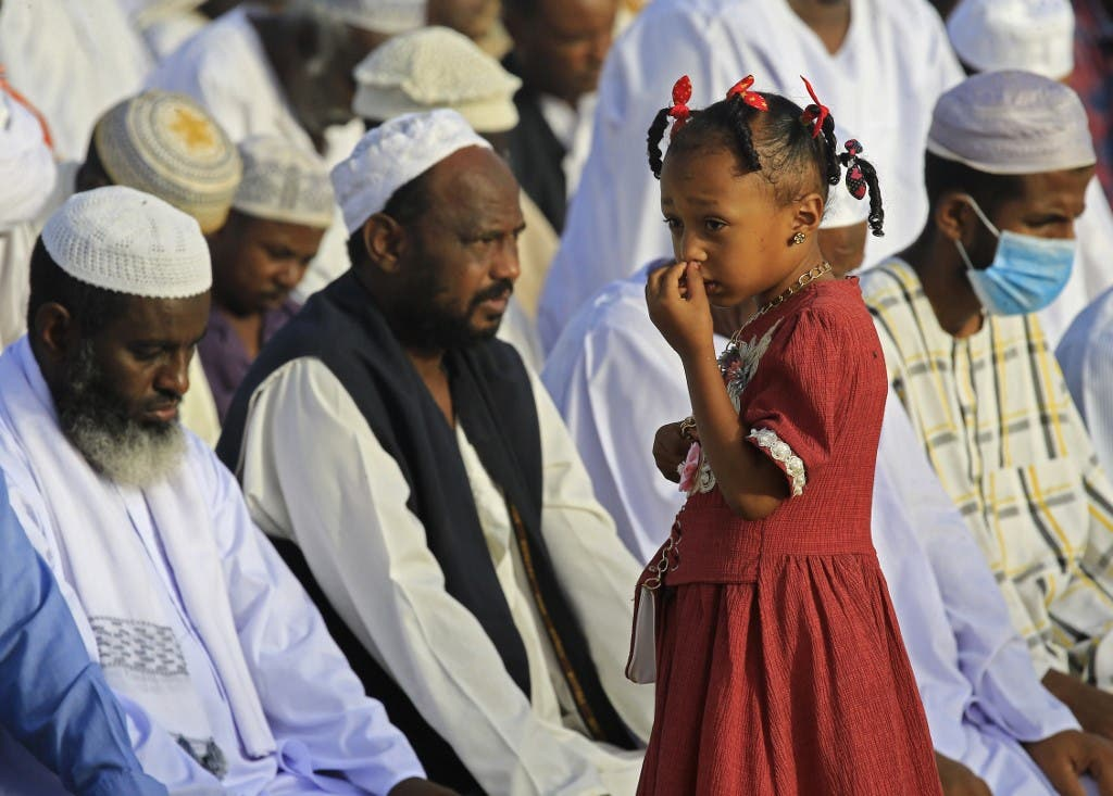 Muslims Celebrate Eid al-Fitr in Subdued Fashion