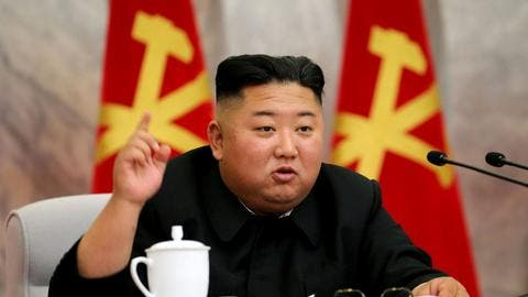 Kim Jong-Un Makes His First Public Appearance in Three Weeks
