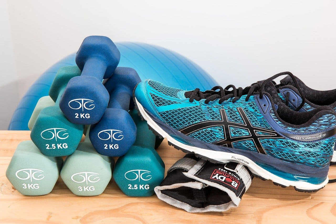 Regular Exercise Key to Well-Being