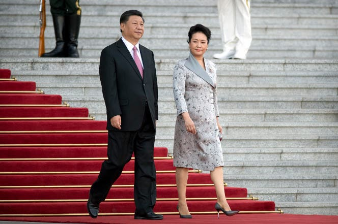 Wife of Xi Jinping Listed on WHO Website as One of Nine 'Goodwill Ambassadors'