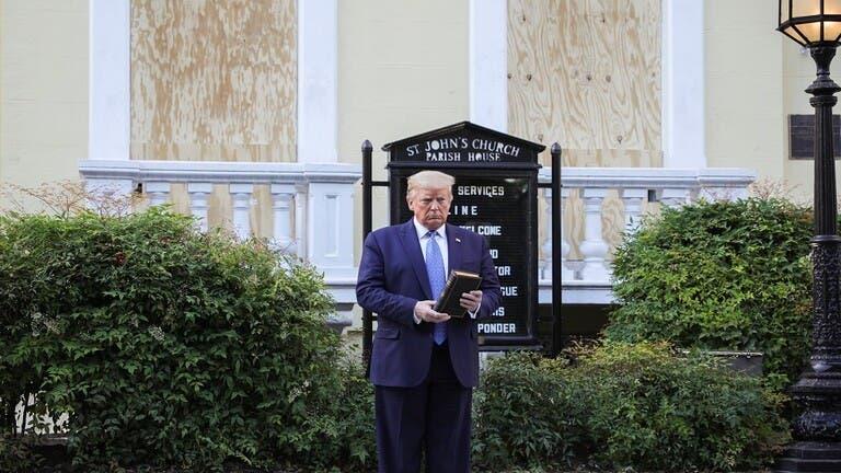 زعماء الدين في أمريكا ينتقدون ترامب