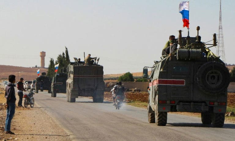 Russian-Turkish Patrol in Syria Attacked by Roadside Bomb in Syria