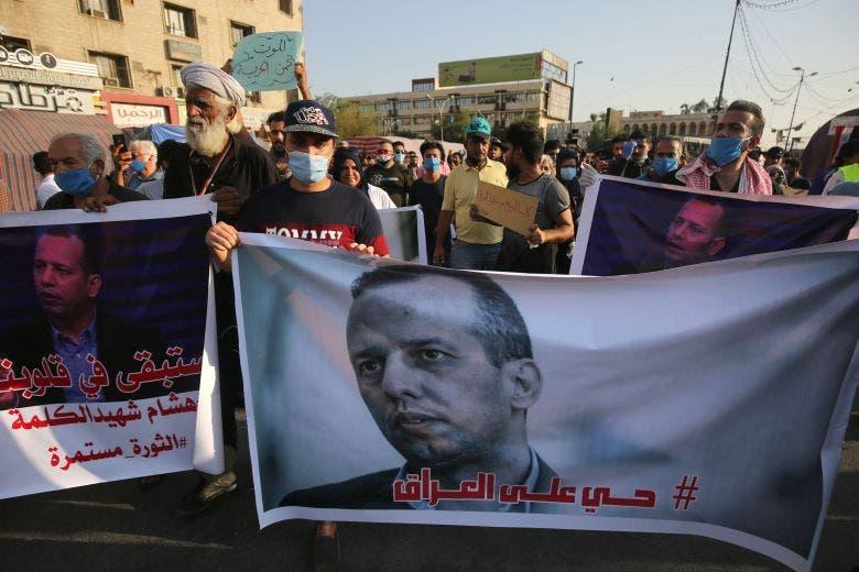 The Killing of Al Hashimi is Tough Warning to The Iraqi Leadership
