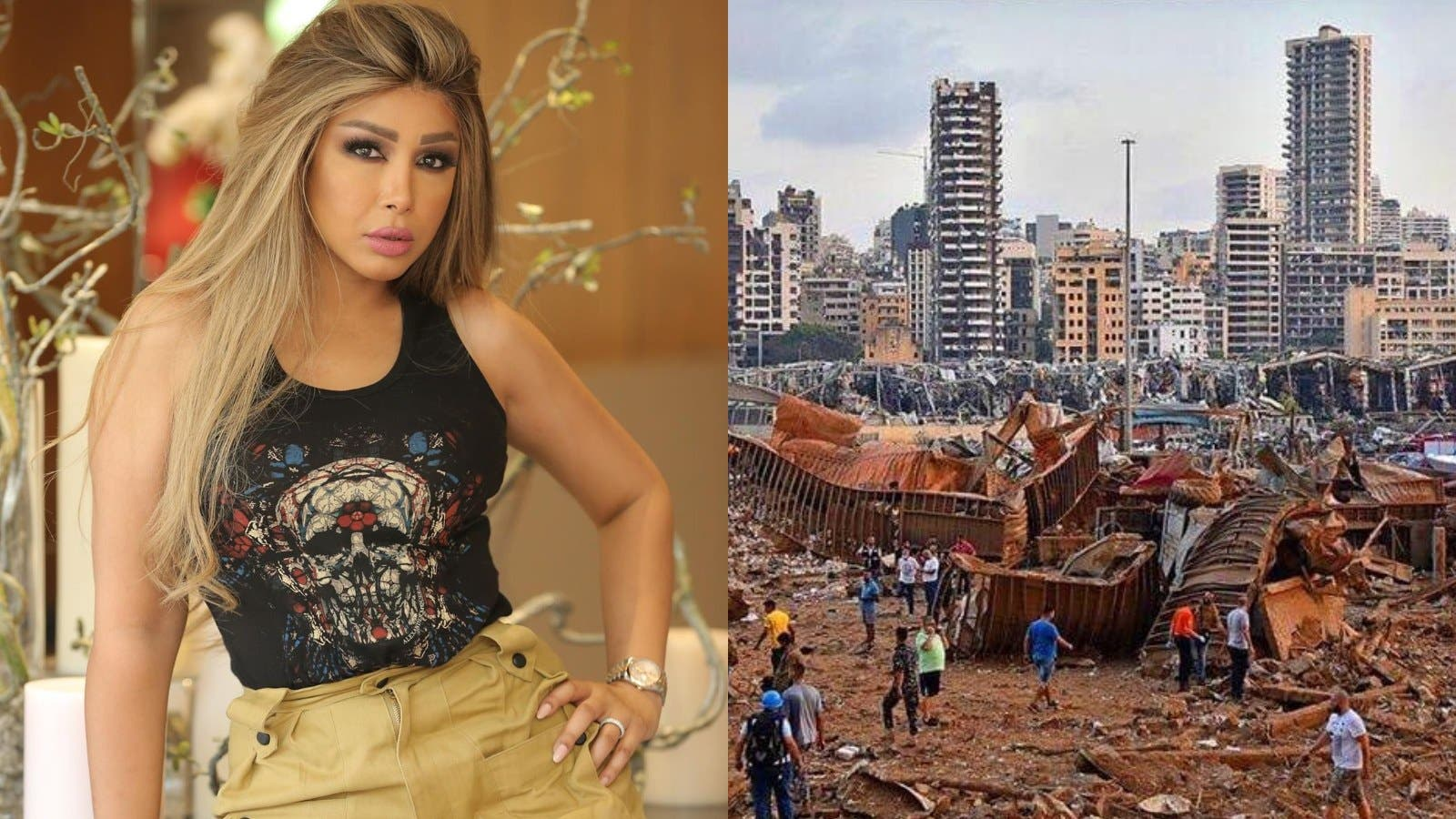 'I Could Have Been Killed'! Arwa Cries As She Shares a Devastating Video of Her Destroyed Neighborhood