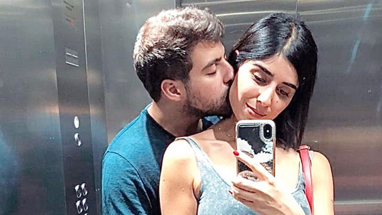 She S Muslim And He S Christian Zeina Makki And Nabil Khoury S Inter Religious Marriage Sparks Controversy Al Bawaba