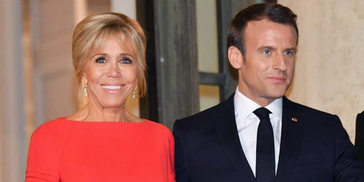 Brigitte Macron Opens Up She Felt Helpless And Scared But Why Al Bawaba