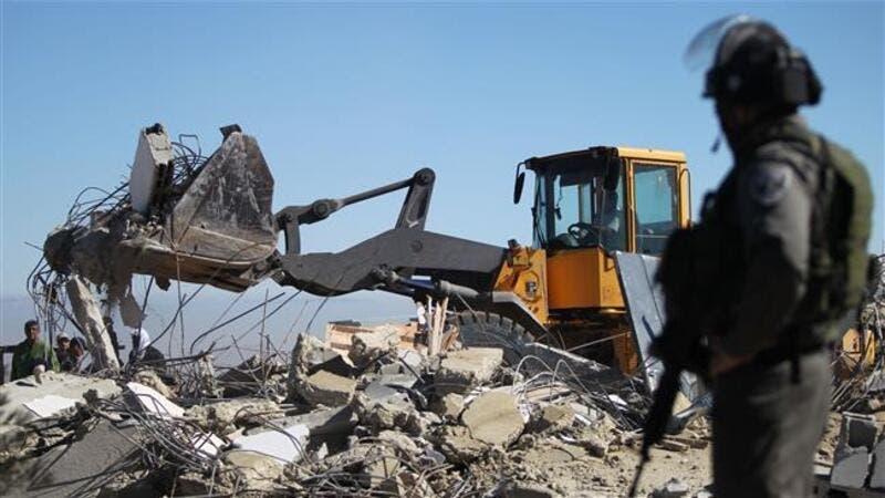 Israeli Court Orders Demolishing Palestinian School in The Occupied West Bank