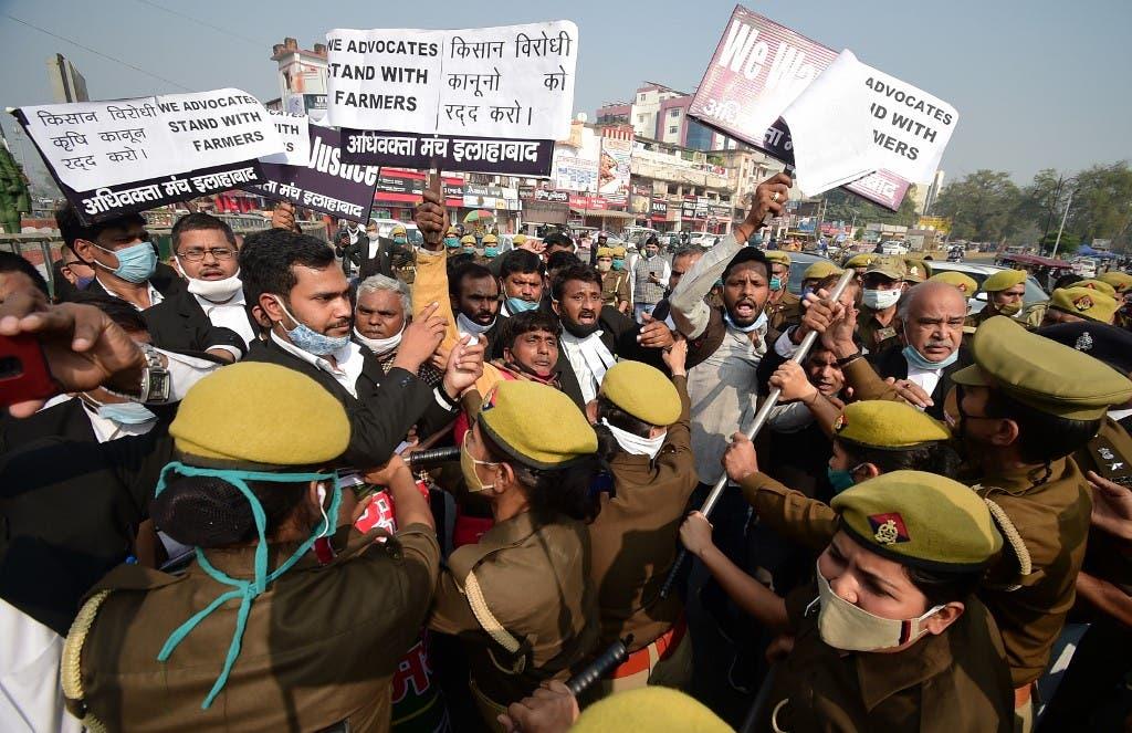 'No Farmers, No Food': Nationwide Strike Cripples India ...