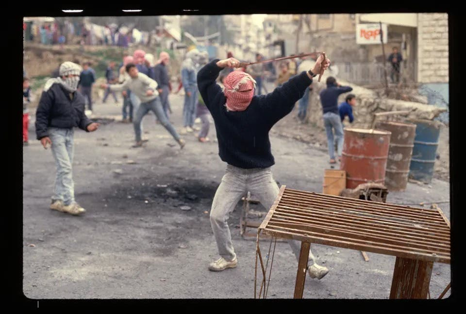 The Heartache Remains: 33 Years on The Palestinians Remember The First 'Bloody' Intifada