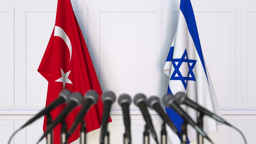 Despite Tensions Turkish-Israeli Relations is Still 'Business as Usual'