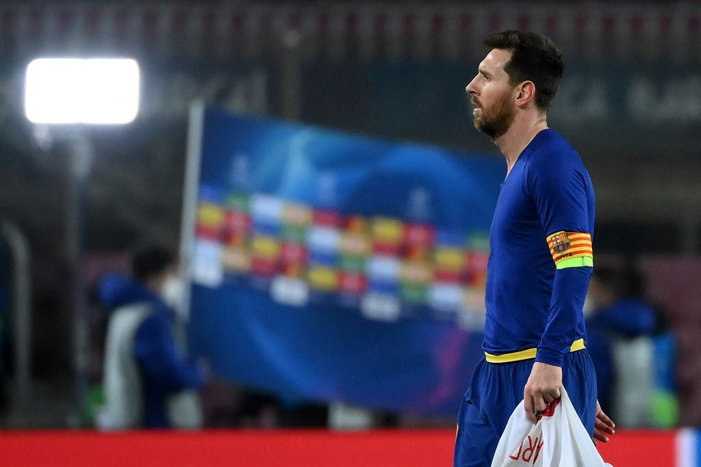 Manchester City Deny Making Offer for Messi
