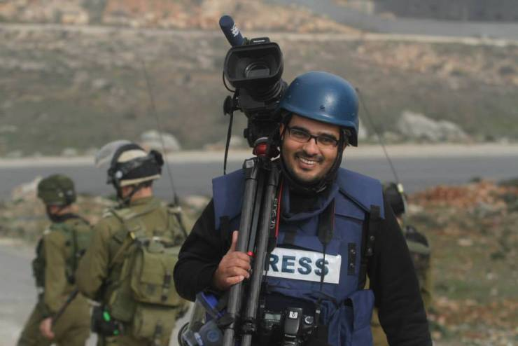Why is The Mossad Interrogating a Palestinian in Spain?