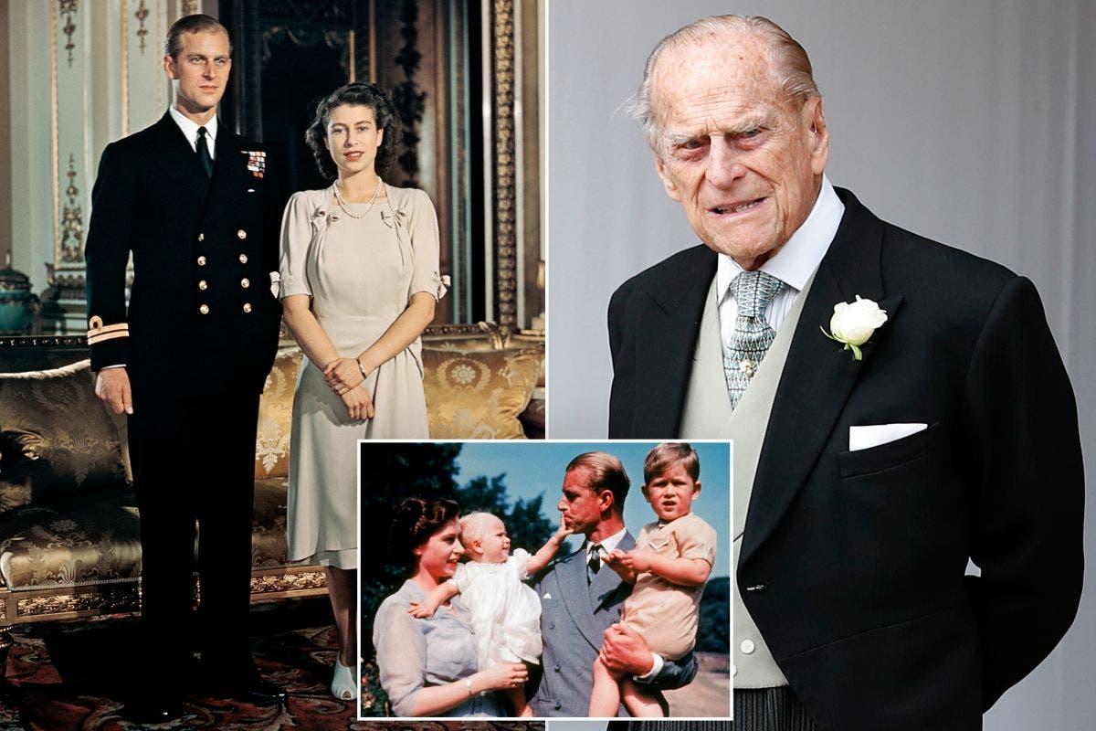 منعطفات في حياة الأمير فيليب.. نفيت عائلته وتوفيت شقيقته في حادث طائرة