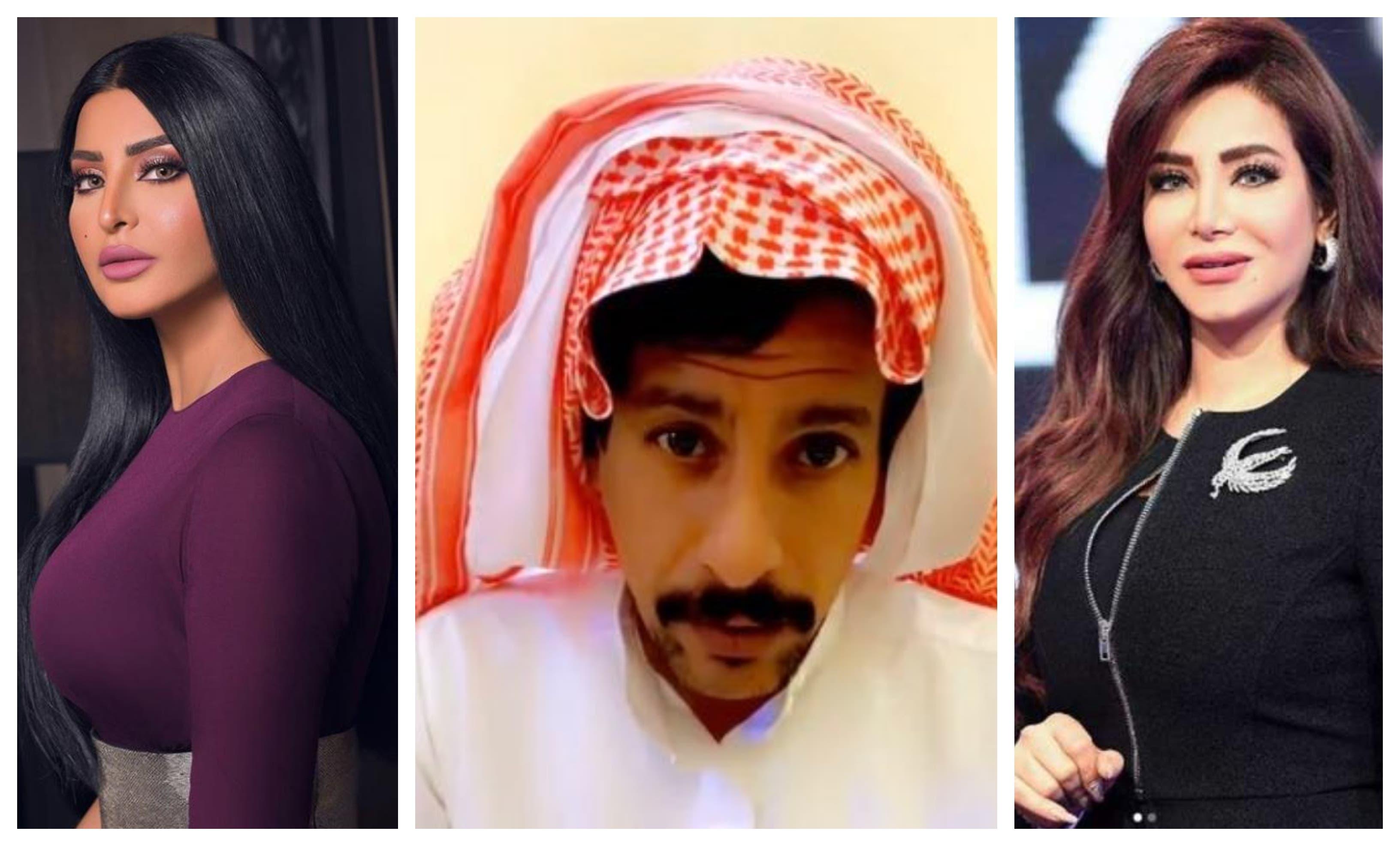 بعد أن رفضته لجين عمران وريم عبدالله.. إعلامية سعودية تعرض الزواج على رعش!  | البوابة