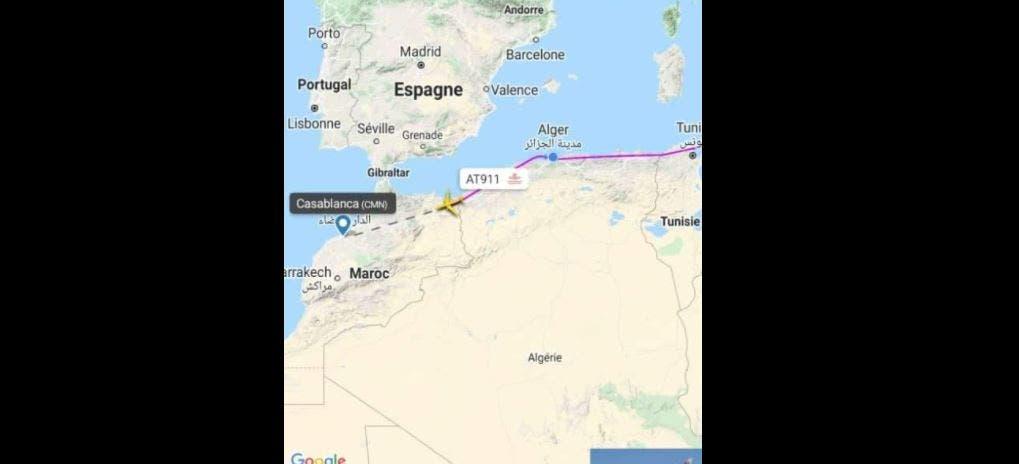 عاجل: الجزائر تغلق مجالها الجوي بوجه الطائرات المغربية