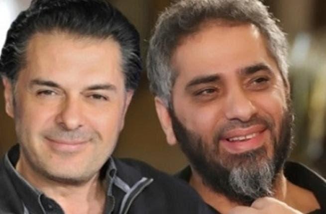 ابن فضل شاكر يرد على اتهامات راغب علامة لوالده