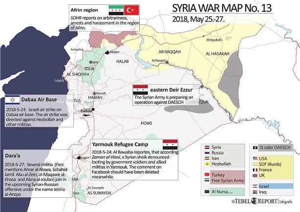 camp syrien en france