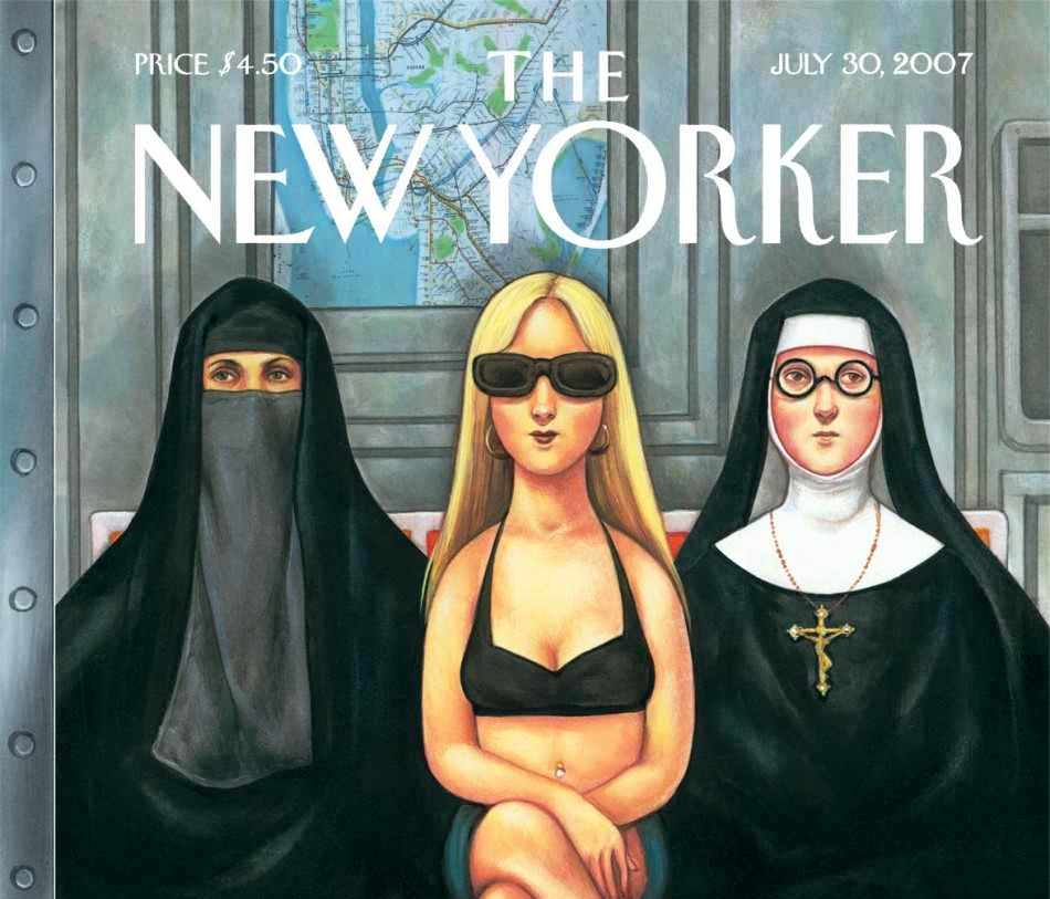 Image result for cartoon bikini burka
