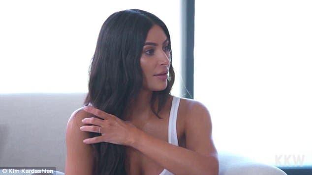 Kim Kardashian Shares Black Bikini Selfie She Almost 'Forgot To Post' After Revealing 24-Inch Waist
